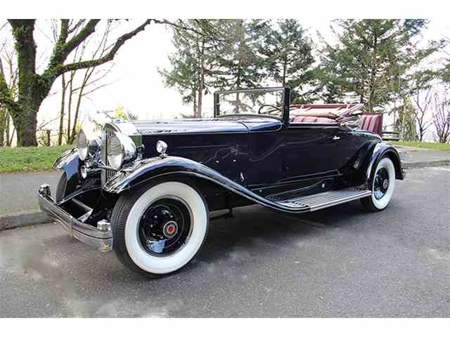 1931 Packard 840 Convertible Coupe w/'32 Factory Upgrades! | 998412