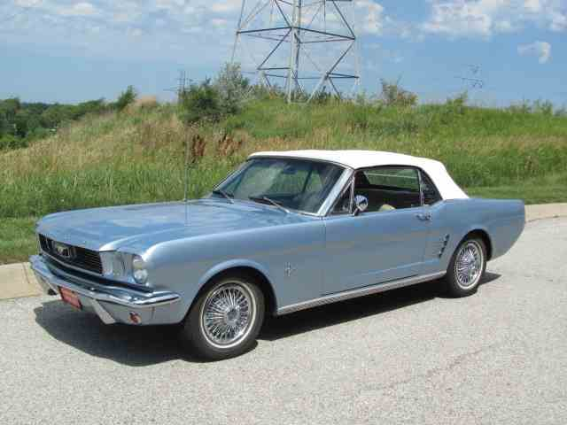 1966 Ford Mustang | 998418