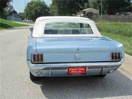 Picture of Classic '66 Mustang Offered by Classic Auto Sales - LEDU