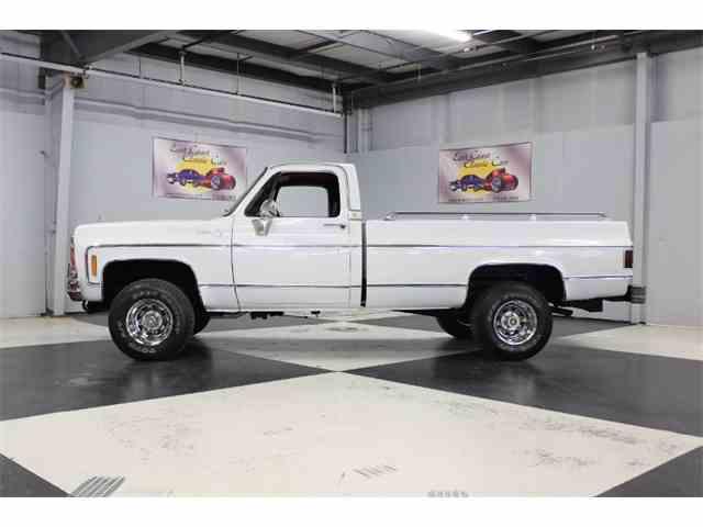1980 Chevrolet Silverado | 998419