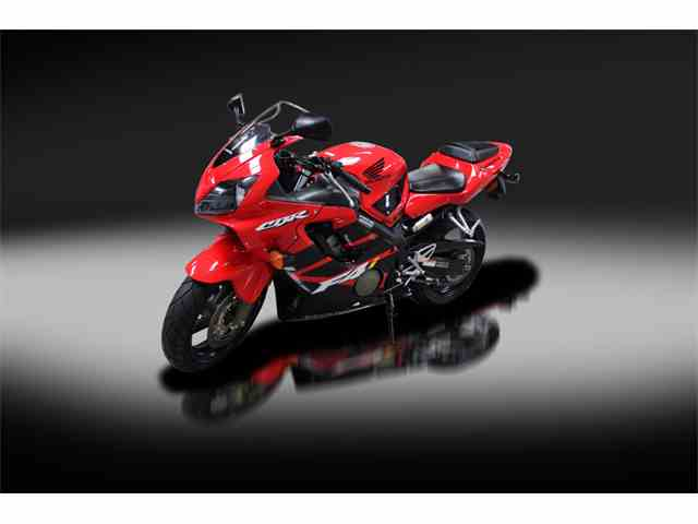 2002 Honda CBR 600 F4i   998430