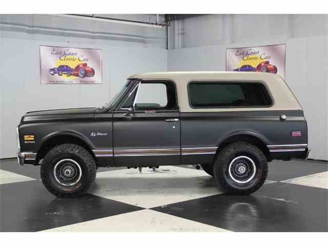 1972 Chevrolet Blazer | 998436