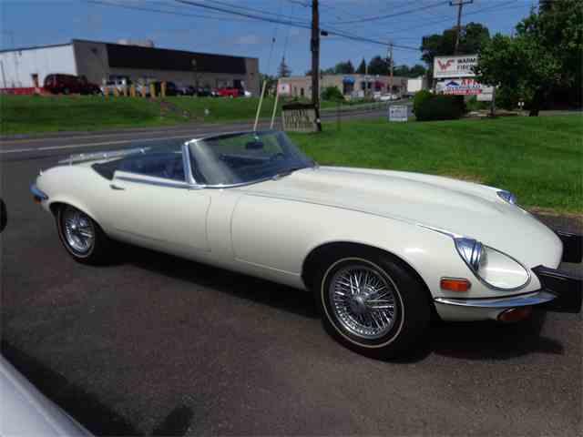 1974 Jaguar XKE III | 998437