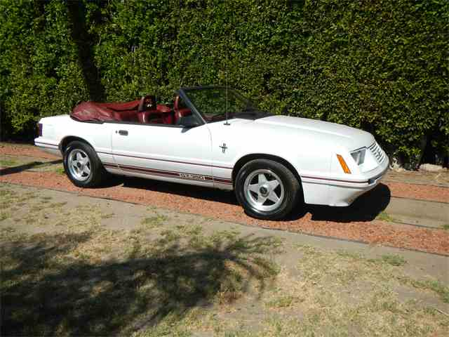 Picture of 1984 Mustang GT350 located in Woodland Hills CALIFORNIA Offered by California Cadillac And Collectibles - LEF7