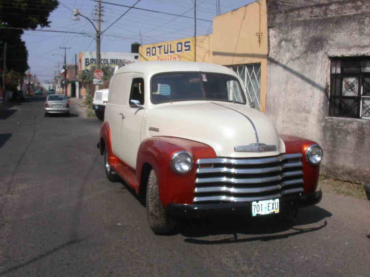 Large Picture of Classic 1948 Chevrolet Panel Truck located in Beaver Oregon - $16,500.00 - LEFN