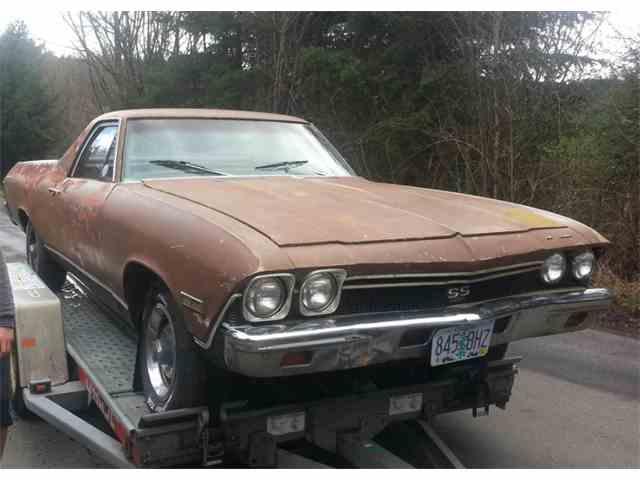 1968 Chevrolet El Camino SS | 998491