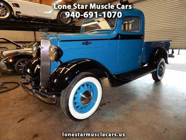 Picture of '36 Pickup - L8JM
