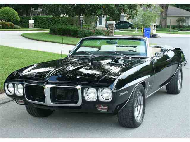 1967 to 1969 pontiac firebird for sale on. Black Bedroom Furniture Sets. Home Design Ideas