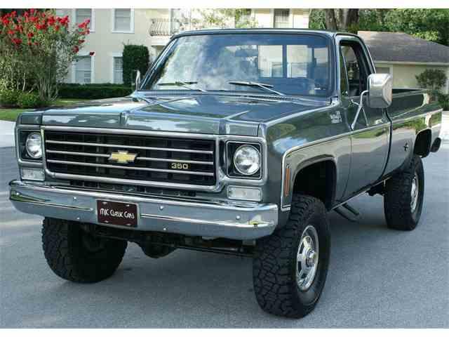 1975 Chevrolet CK20 | 998503