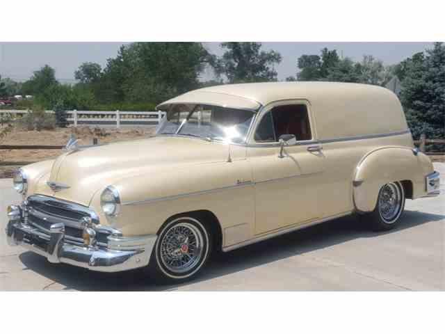 1950 Chevrolet Sedan Delivery DeLuxe | 998511