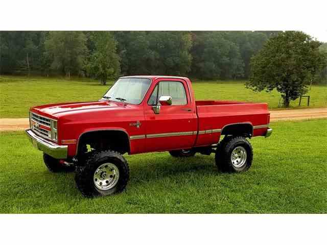 1987 Chevrolet Silverado | 998519