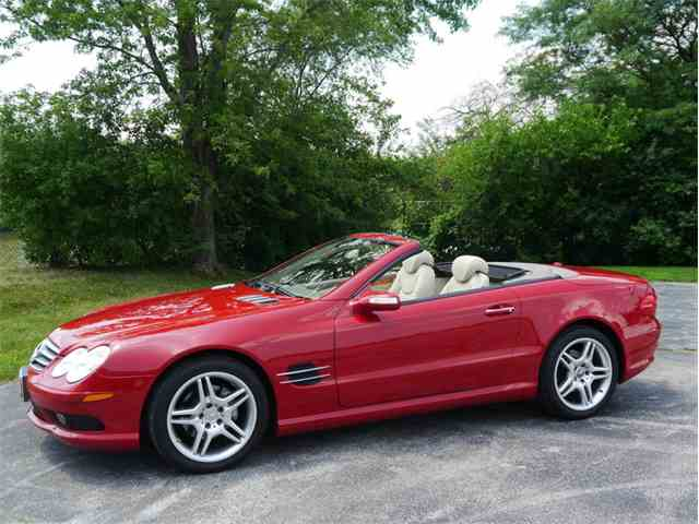 Classic mercedes benz sl500 for sale on for Mercedes benz 500 sl for sale