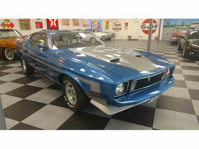 1973 Ford Mustang for Sale on ClassicCarscom  70 Available