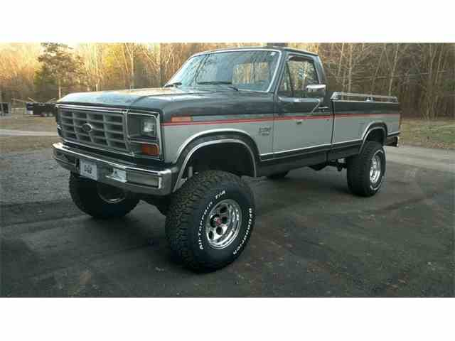 1985 Ford F250 | 998526