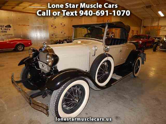 1980 Ford Model A | 990853