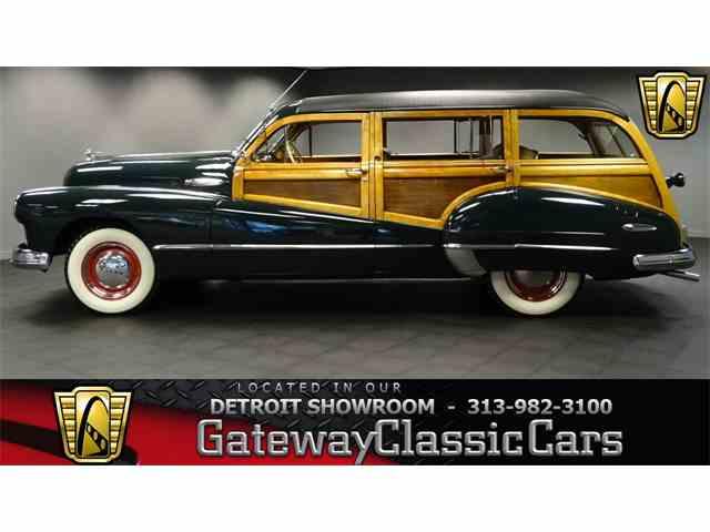 1947 Buick Woody Wagon | 998537