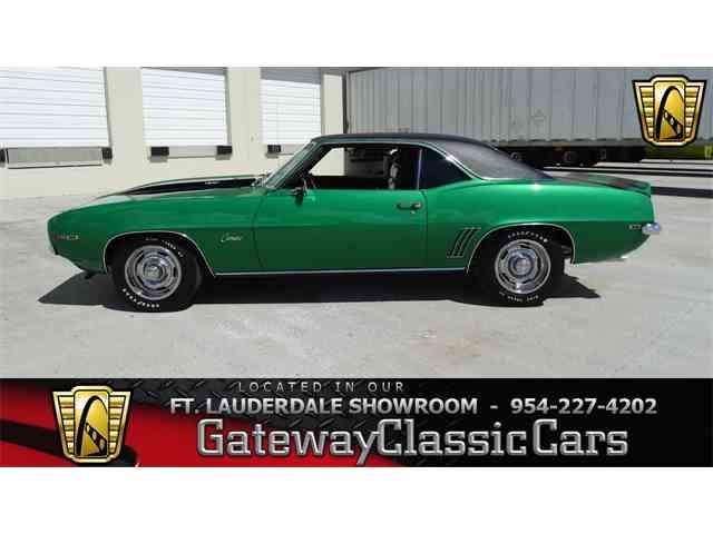 1969 Chevrolet Camaro | 998538