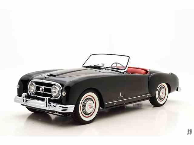 1954 Nash-Healey Pinin Farina | 998544