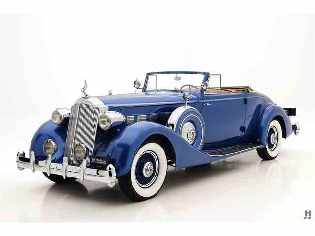 1936 Packard Super Eight | 998546