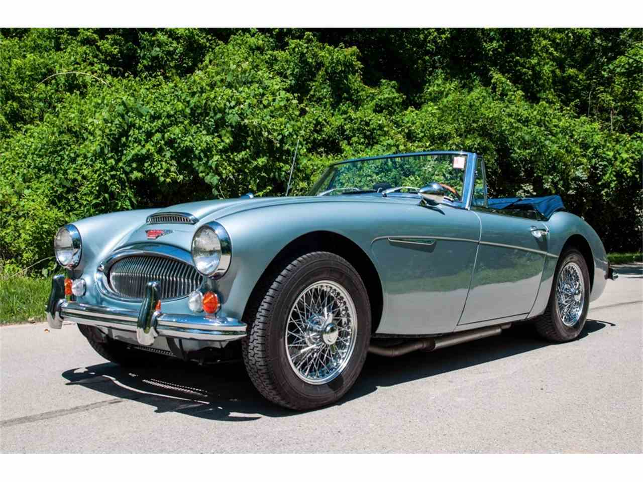 1967 austin healey 3000 mk iii bj8 for sale cc 998549. Black Bedroom Furniture Sets. Home Design Ideas
