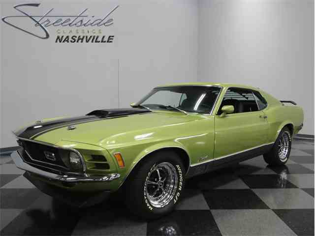 1970 Ford Mustang Mach 1 | 998552