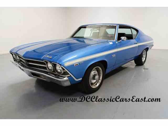 1969 Chevrolet Chevelle SS | 998554