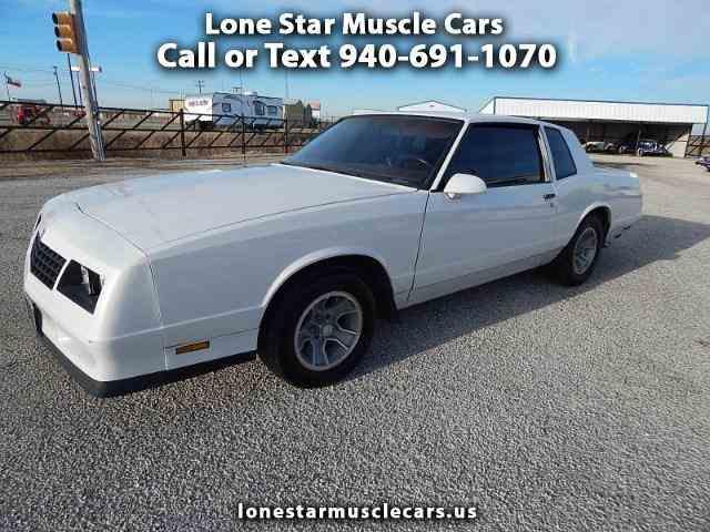 1987 Chevrolet Monte Carlo | 990856