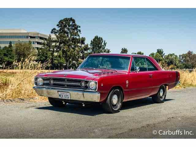 1968 Dodge Dart GTS | 998567