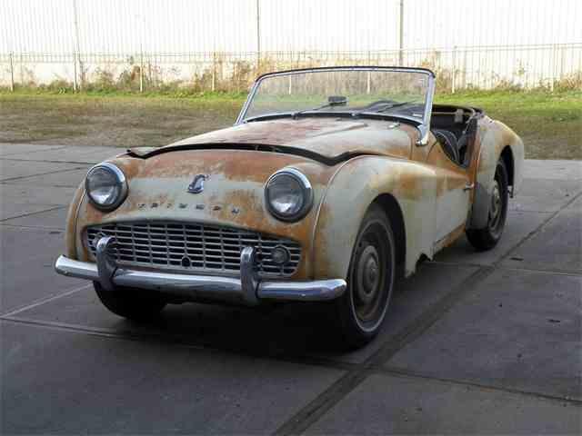 1959 Triumph TR3A   998568