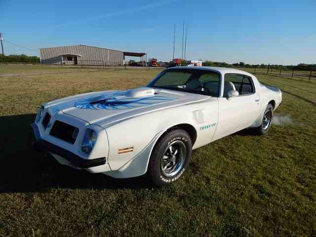 1975 Pontiac Firebird Trans Am | 990857