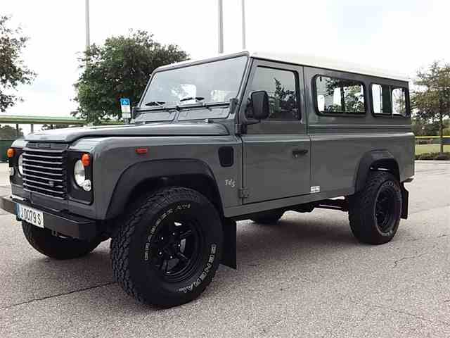 1991 Land Rover Defender   998578