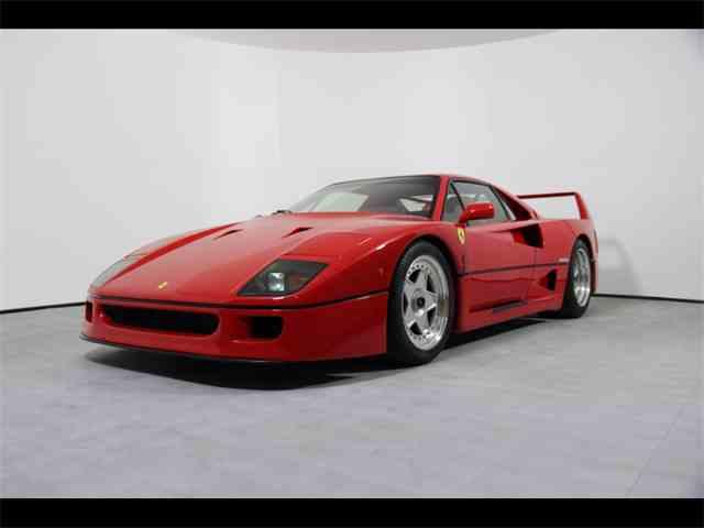 1991 Ferrari F40 | 998580