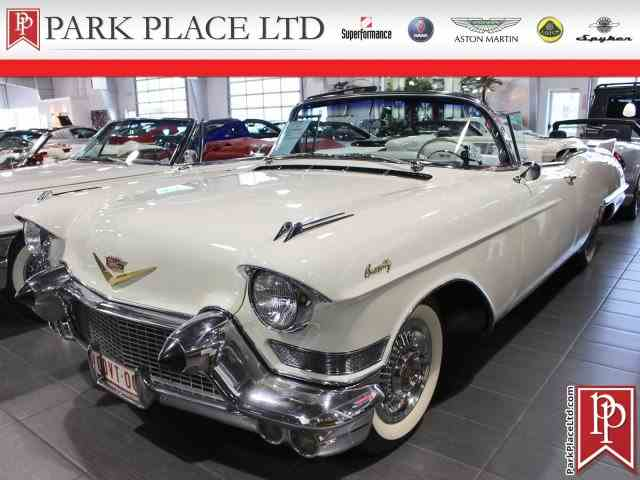 1957 Cadillac Eldorado Biarritz | 998583