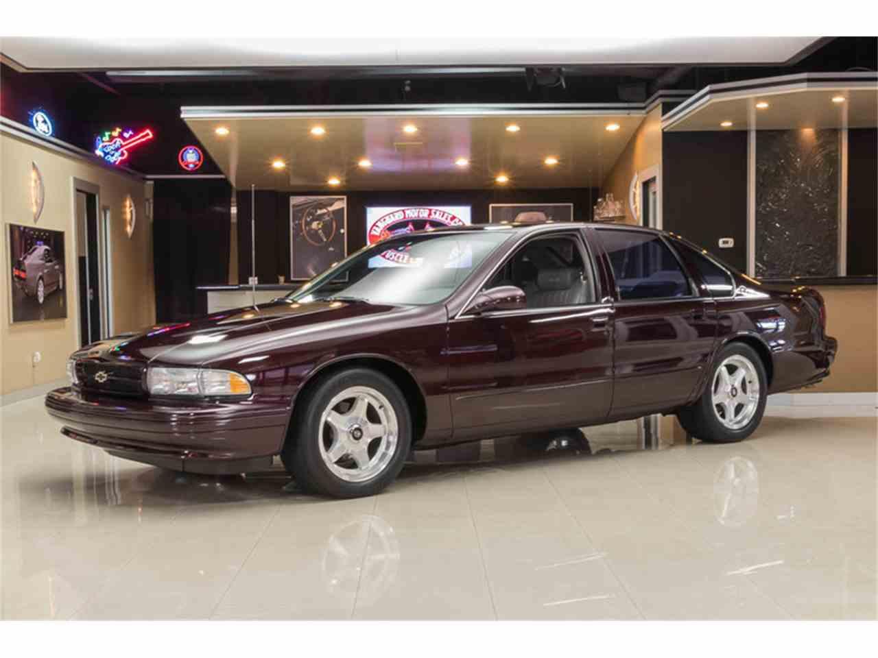 Impala 99 chevy impala : 1995 Chevrolet Impala SS for Sale   ClassicCars.com   CC-998590