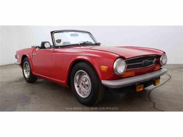 1973 Triumph TR6 | 998594
