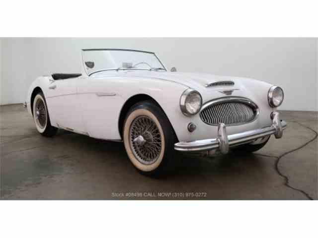 1962 Austin-Healey 3000 | 998600
