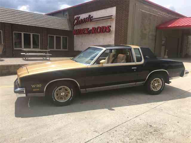 1979 OLDSMOBILE W-30 HURST OLDS | 998609