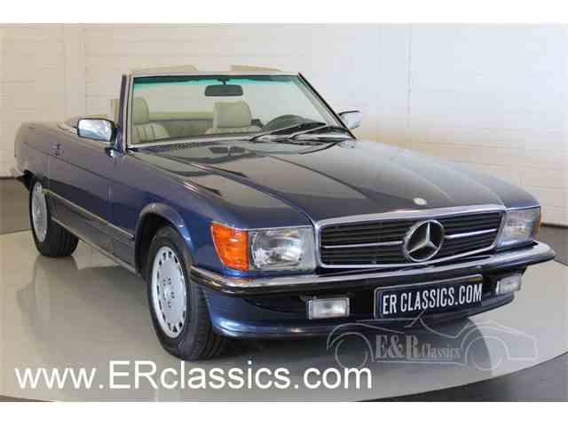 1986 Mercedes-Benz 300SL | 998612