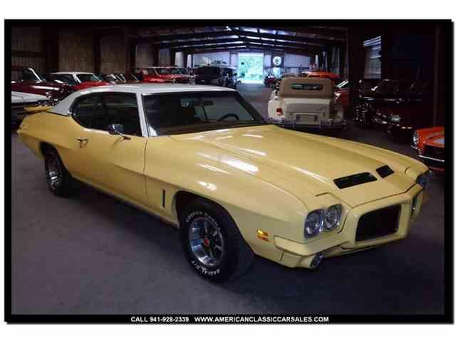1972 Pontiac GTO | 998615