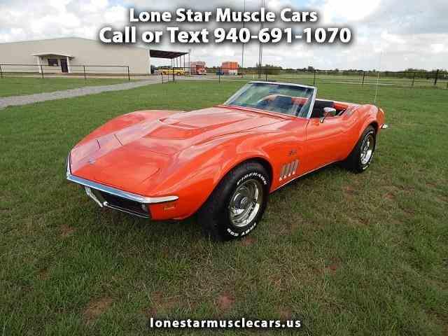 1969 Chevrolet Corvette | 990862