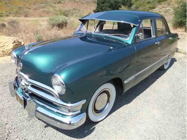 1950 Ford Super Deluxe | 998627