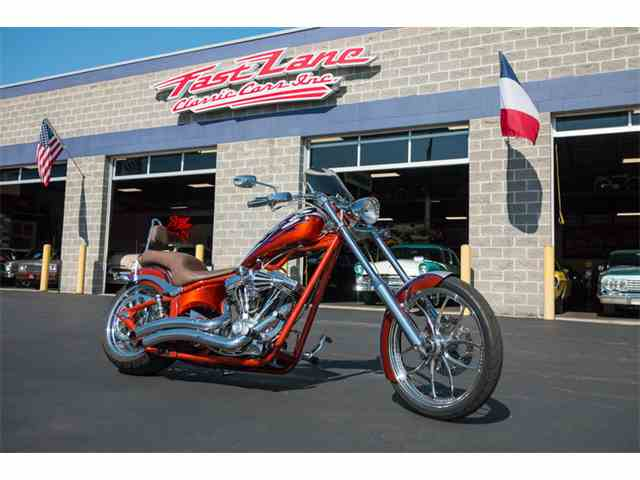 2007 Big Dog Motorcycle | 998628