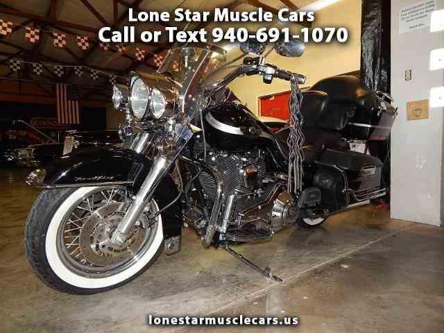 2003 Harley-Davidson Motorcycle   990863