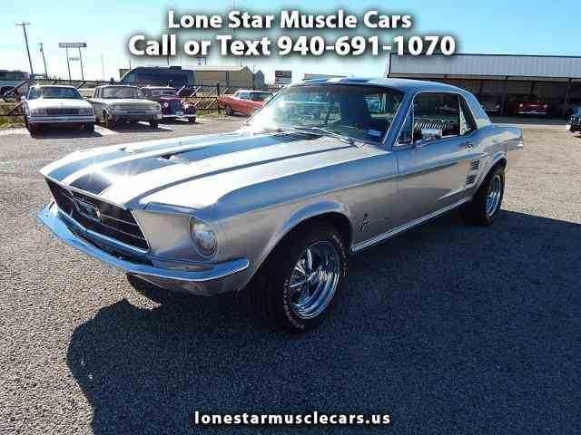1967 Ford Mustang | 990864