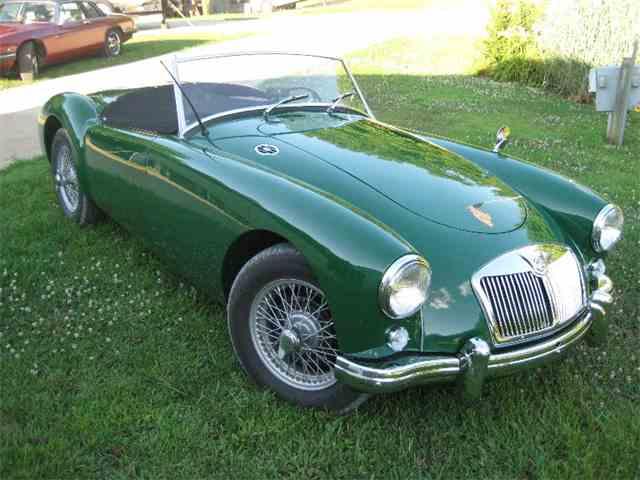 1959 MG MGA | 998648