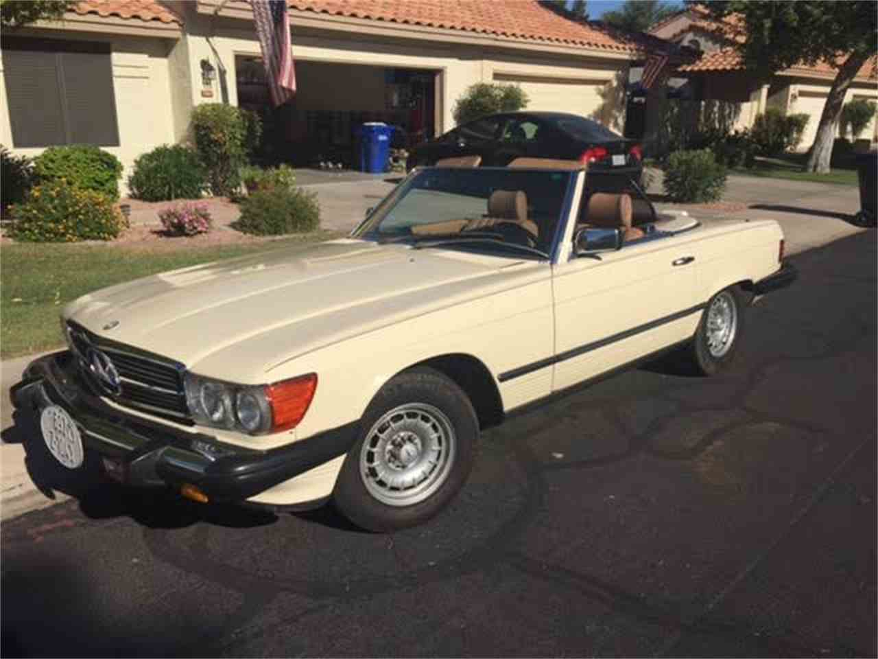 Large Picture of '85 Mercedes-Benz 380SL located in Tempe Arizona Offered by a Private Seller - LEKA