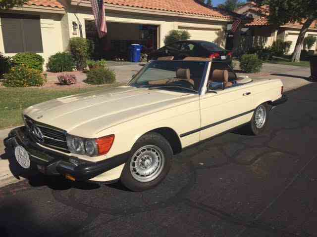 Picture of 1985 380SL - $7,000.00 - LEKA