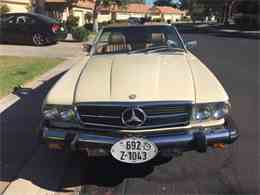 Picture of 1985 Mercedes-Benz 380SL located in Tempe Arizona - $7,000.00 Offered by a Private Seller - LEKA