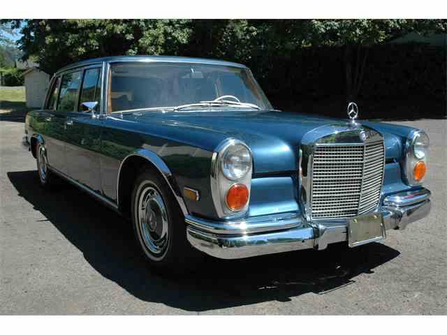 1972 Mercedes-Benz 600 | 998661