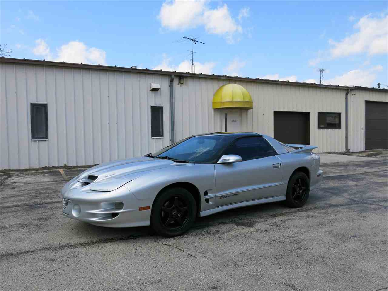 2000 pontiac firebird trans am ws6 for sale cc 998662. Black Bedroom Furniture Sets. Home Design Ideas